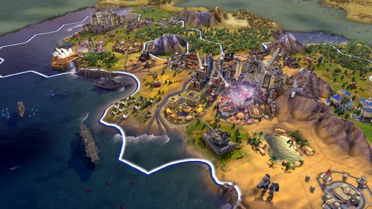 Civilization VI is now free on Epic Games Store - could Borderlands: The Handsome Collection be next?