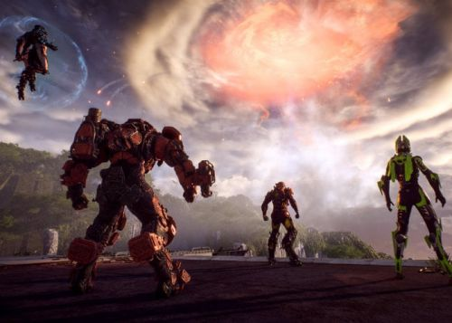Anthem Cataclysm event could start soon