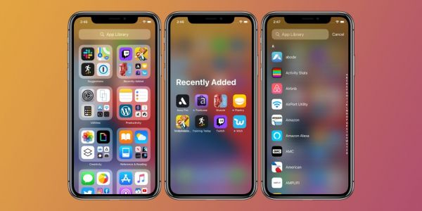 Hands-on: Everything you can do with the new iPhone App Library in iOS 14