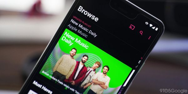 Apple Music for Android 3.6 prepares for lossless audio streaming