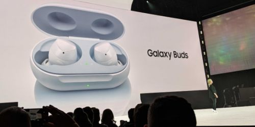 Samsung debuts Galaxy Buds with Bixby
