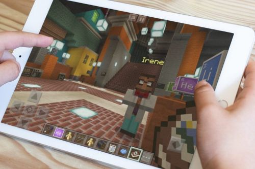 'Minecraft: Education Edition' to Launch on iPad in September