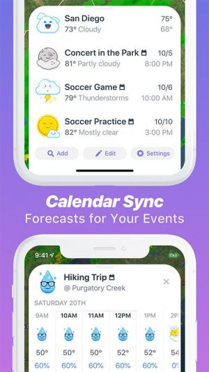 Weather Atlas Gains Major Update With Name Change, Event Forecasts, Fresh Icons and More