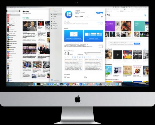 Magnet Brings Windows 10-Style Window Management to macOS