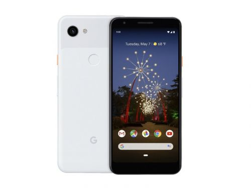 High-res Pixel 3a render leaks ahead of May 7 launch