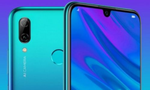 Huawei P Smart 2019 smartphone revealed