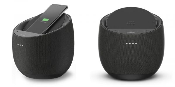Belkin's SoundForm Hi-Fi speaker with built-in wireless iPhone charger now available