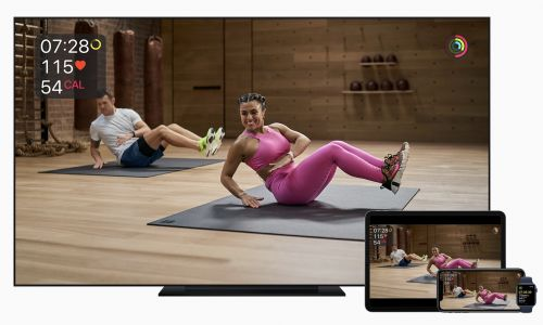 IOS 14.5: How to Use AirPlay 2 With Apple Fitness+