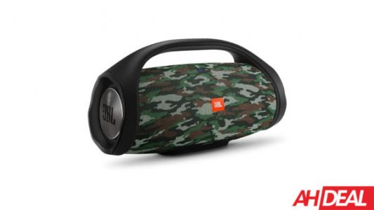 The Massive JBL Boombox Bluetooth Speaker Is $150 Off Today