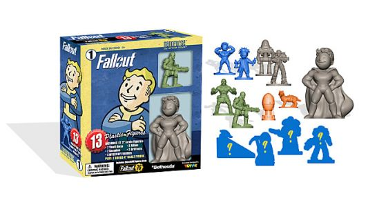 Toynk Toys Announces 52 Collectible Fallout Figures