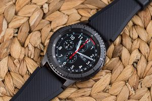 Deal: Samsung Gear S3 frontier massively discounted in Amazon sale