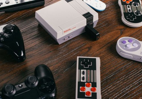 LEGO Teases A NES Console