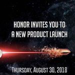 Honor Note 10 could be announced on August 30 as brand confirms IFA event
