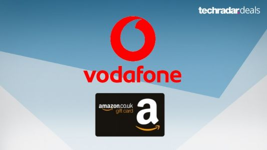 Phone deal of the week: £80 Amazon voucher with mobile deals from Vodafone
