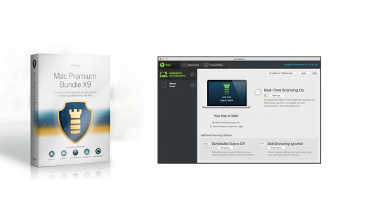 Get Intego's Mac Internet Security X9 bundle w/ parental controls for 35% off