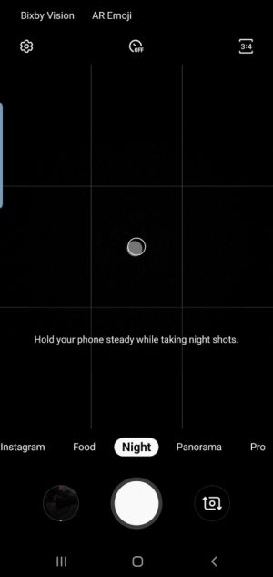Camera OTA update brings night mode to the Samsung Galaxy S10