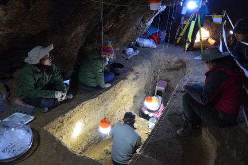 Ancient skull a new window on human migrations, Denisovan meetings