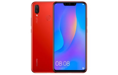 Huawei Nova 3i smartphone launched in red