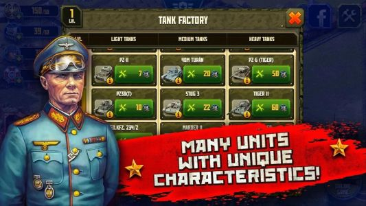 World War II: Eastern Front Is A True WWII RTS On Android