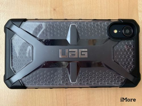 UAG Plasma is a heavy-duty lightweight case for iPhone XS