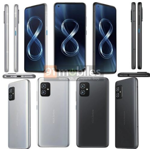 ASUS ZenFone 8 specs leaked ahead of May 12 event