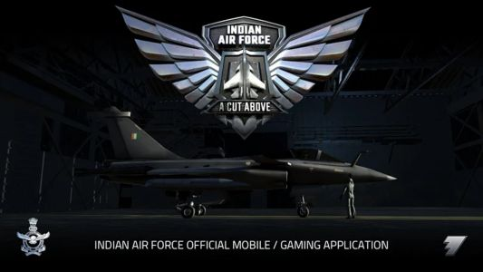 Indian Air Force has released a mobile game that will teach you how to fly a jet