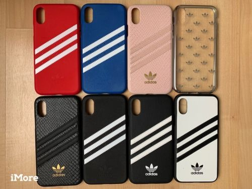 This Adidas Snap Case is a must-have for brand loyalists