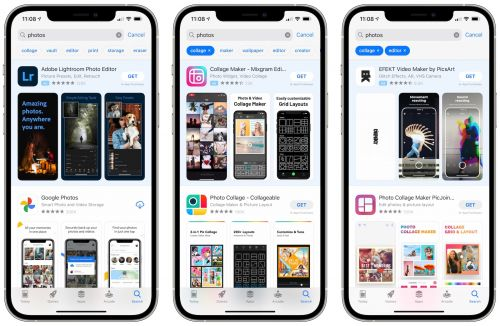 App Store Now Offers Search Suggestions