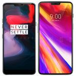 LG G7 vs OnePlus 6 poll: and the winner is