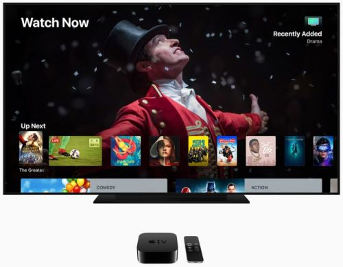 Fifth Beta of tvOS 12 Now Available for Registered Developers