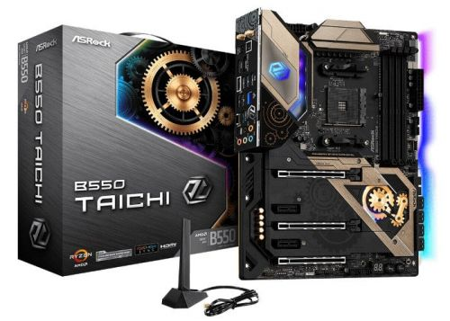 ASRock AMD B550 motherboards announced