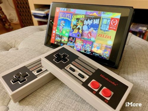 Play remastered classics, NES originals, and other retro Switch games