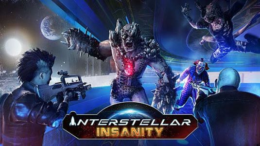 Killing Floor 2: Interstellar Insanity Takes One Giant Leap for Zed Kind