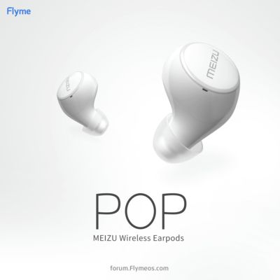 Meizu Introduces HALO & POP Bluetooth Earphones
