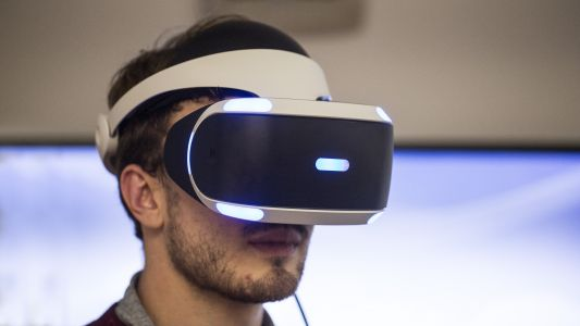 Patent shows Sony's PSVR 2 could have eye-tracking