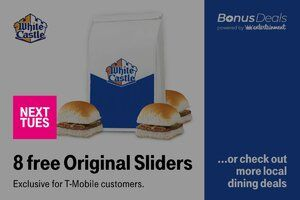 If you get the munchies, T-Mobile will have your back next Tuesday
