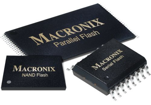 Macronix to Start Shipments of 3D NAND in 2020