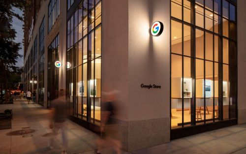 Here's a tour of the first Google Store in New York City