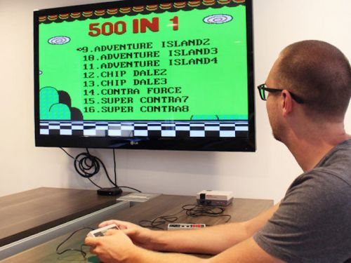 Sunday Deals: Save 83% On The Retro Gaming Console with 600+ Classic Games