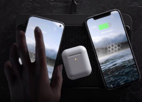 Nomad Base Station Pro wireless charger launching soon