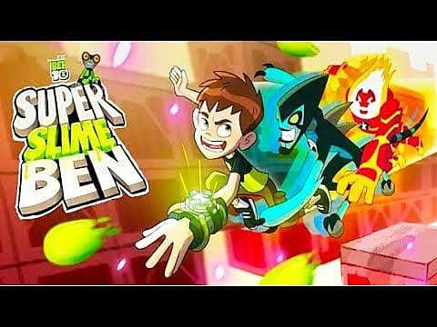 Cartoon Network Releases Ben 10 Focused Follow-Up To Super Slime Blitz