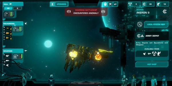 Best Android app deals of the day: Crying Suns, SpongeBob, R-TYPE, Castro Premium, more