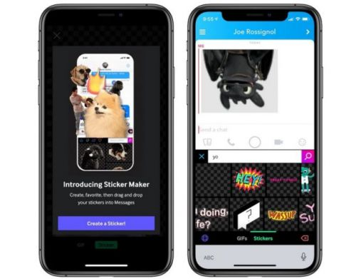 Giphy Updated With Keyboard Extension For iOS