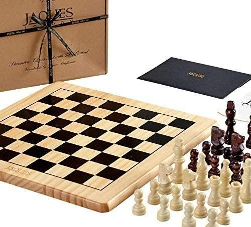 Don't be bored. Pick up one of the best chess sets in the UK