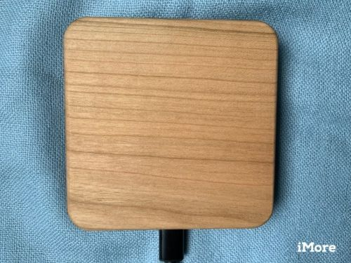 Kerf Wireless Phone Charger review: Nature plus tech