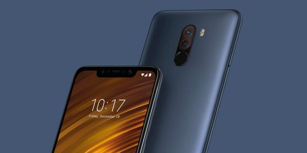 Pocophone F1 gets Android Pie update w/ bug fixes, seems to remove notch settings