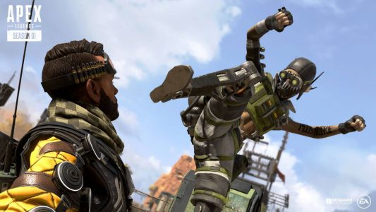 Piggybacking on your Apex Legends team could soon get you a ban
