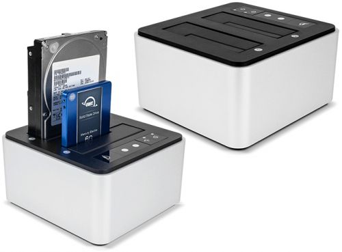 OWC Launches Drive Dock with USB Type-C: Two SATA Drives, Up to 981 MB/s