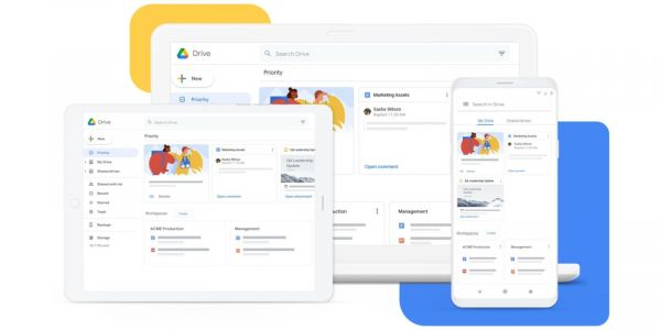 Google Drive 'security update' will change share links for some files this year