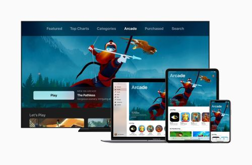 Apple Apparently Considered Launching Their Own Cloud Gaming Service